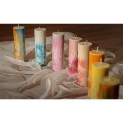 Svíčka na přání velká